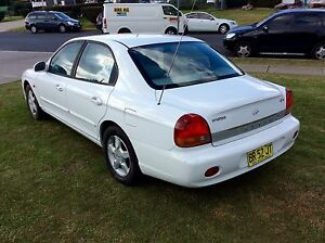 1998 Hyundai Sonata GLS AUTO Very Low Kilometers 3 months Rego Woodbine Campbelltown Area Preview
