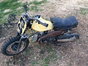 Parting Out 1983 Suzuki JR50