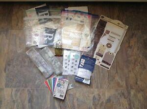 Scrapbooking Items