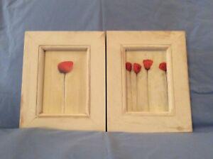 Small Poppy Paintings