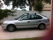 Toyota Corolla Seca 2001 - good condition Long Jetty Wyong Area Preview
