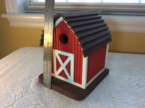 Quality Handcrafted Birdhouse