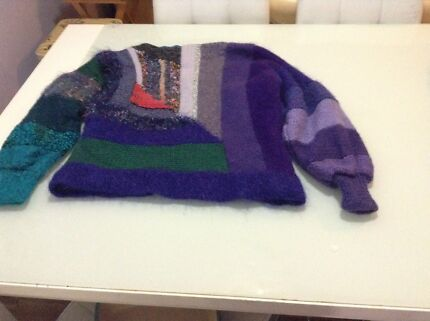 Clothes - designer knitted jumpers