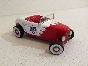 Franklin Mint 1932 Ford Roadster Rat Rod - Rays Race Shop Glen Waverley Monash Area Preview