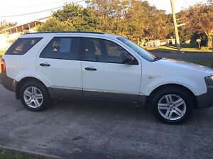 2006 Ford Territory Wagon Crescent Head Kempsey Area Preview