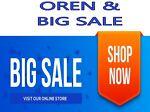 OREN & BIG SALE