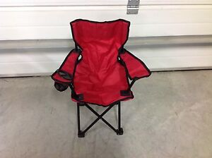 Child camp chair Engadine Sutherland Area Preview