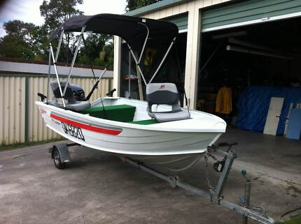 Stacer 370 Seasprite Kippa-ring Redcliffe Area Preview
