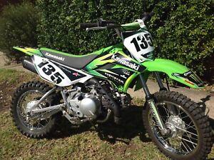 kawasaki klx 110 | Motorcycles | Gumtree Australia Free