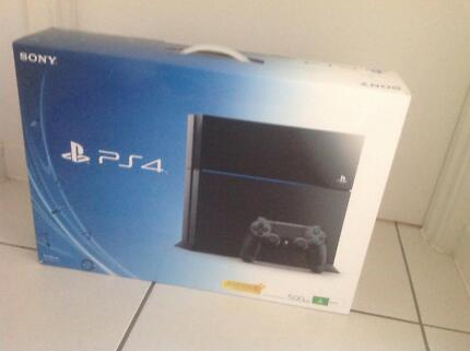 Sony PS4 500GB Console Black Nebo Isaac Area Preview
