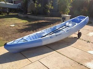 Tandem kayak- REDUCED PRICE!!! AS NEW!!! Success Cockburn Area Preview