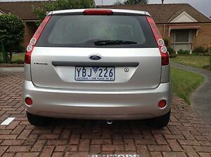 2007 Ford Fiesta Hatchback Rowville Knox Area Preview