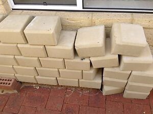 Midland brick Litewall solid limestone Safety Bay Rockingham Area Preview