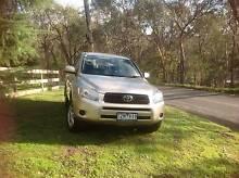 2006 Toyota RAV4 Wagon Diamond Creek Nillumbik Area Preview