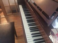 PIANO AND THEORY LESSONS RCM  30YRS EXP.   artists