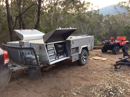 Mdc Jackson rearfold camper trailer Bega Bega Valley Preview
