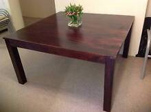 Freedom furniture dining table Mosman Mosman Area Preview