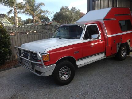 1989 Ford F150 Ute. 4 x 4