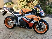 Repsol Honda 2007 CBR1000RR Wanneroo Wanneroo Area Preview