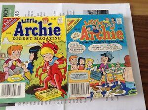 Little Archie comics