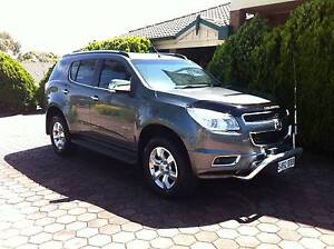 Holden Colorado 7 Wagon 4 x 4 Auto LTZ immaculate, Low low km Gawler South Gawler Area Preview