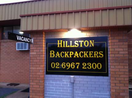 Hillston Backpackers Hillston Carrathool Area Preview