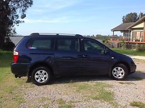 2006 Kia Grand Carnival EX-Wheelchair Accessible Modified Vehicle Albion Park Rail Shellharbour Area Preview