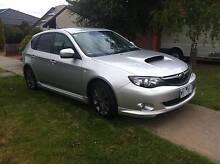 2009 Subaru WRX Hatchback Keilor Downs Brimbank Area Preview