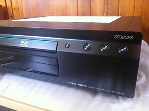 New Sony BDP-S5000ES high-end Blu-Ray player with 5 free Bond BD! Bonnyrigg Fairfield Area Preview