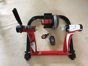 Elite Super Crono Elastogel Wireless bike trainer Medowie Port Stephens Area Preview