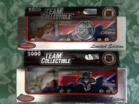 COLLECTIBLE TRUCKS, LIMITED EDITION. (NHL)