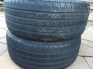 2 MICHELIN SUMMER TIRES 245 / 40 R 17