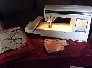 HUSQVARNA Viking Designer 1 USB Embroidery Sewing Machine Cygnet Huon Valley Preview