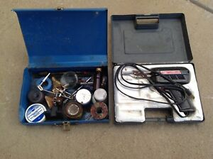 Solder Iron and Supplies