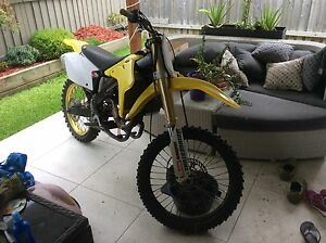 Suzuki rmz450 Gumdale Brisbane South East Preview