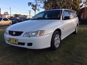 2004 Holden Commodore VY2 Wagon Auto 3 months Rego Woodbine Campbelltown Area Preview