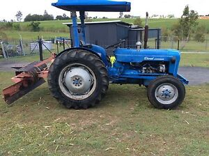 Ford dexter tractor Bundaberg West Bundaberg City Preview