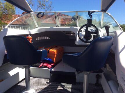 2006 Savage Centurion 4.8 Sports Cuddy for Sale
