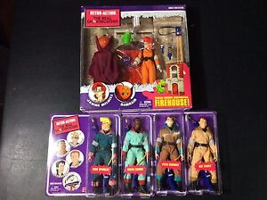 Ghostbusters Retro action figures. Matty collector