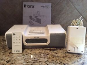 I Home, radio/ clock and system for your ipod