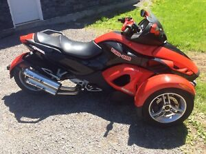 2008 Can Am spyder RS
