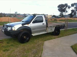 2006 Nissan Navara Ute Maryborough Central Goldfields Preview