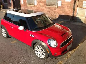 Mini Cooper S 2007 manual 6 speed