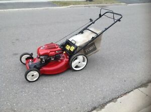 REN On site lawnmower / lawn mower tune up services & repair