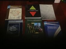 Various Business/Commerce Related Textbooks Cabramatta Fairfield Area Preview