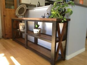 New handmade Spruce Shelving Units And Book Cases
