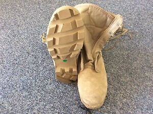 Military Desert boots and more