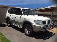 2001 Toyota LandCruiser Wagon Leopold Geelong City Preview