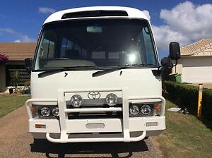1995 Toyota Coaster Brisbane City Brisbane North West Preview