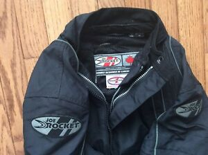 Women's Joe Rocket motorcycle jackets size medium